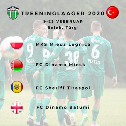 Türgi laager 2020