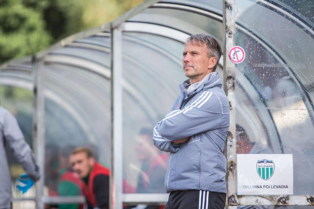 Martin Reim astus FCI Levadia peatreeneri kohalt tagasi, meeskonna juhendamise võtab üle Vladimir Vassiljev - FCI Levadia Tallinn